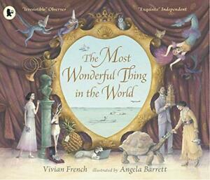The-Most-Wonderful-Thing-in-the-World-by-French-Vivian-NEW-Book-FREE-amp-FAST-D