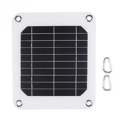 5 Volt 5 Watt Tragbar Erneuerbare Energie Leistungsstark Multifunktional Sonnenkollektor Relieving Heat And Thirst.