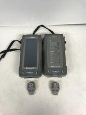 Agilent Dual Remote 350 Wirescope 350 Network Analyzer Smartprobe