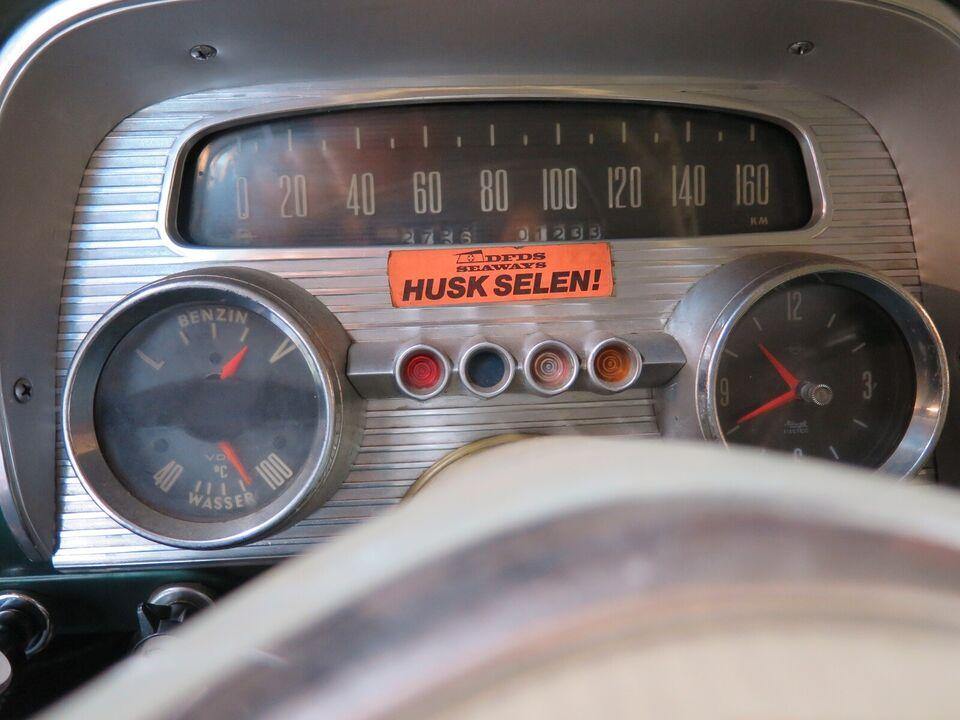 Opel Kaptajn, 2,6 2600 P1, Benzin