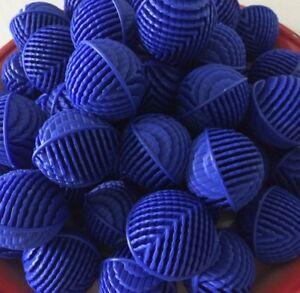 10 Pcs Super Bio Balle Aquarium Filtre Accessoires Dia. 1.5 In (environ 3.81 Cm) L'eau Type-afficher Le Titre D'origine ModèLes à La Mode