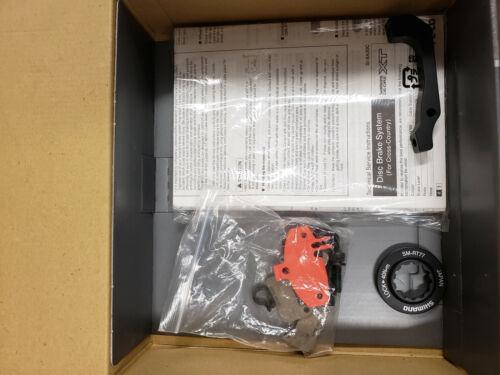 Shimano XT Centerlock 160 Mm Rotor avec XT étrier de frein arrière SKU689228066267