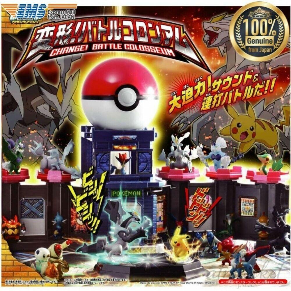 Pokemon Deformation Battle Türkei Russisch Game Montcolle Kinder Spielzeug Japan