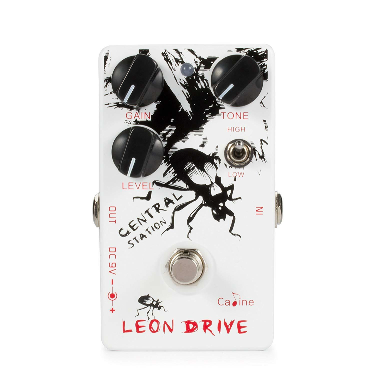 Caline CP-50 Leon Drive Overdrive / Distortion Effects Pedal