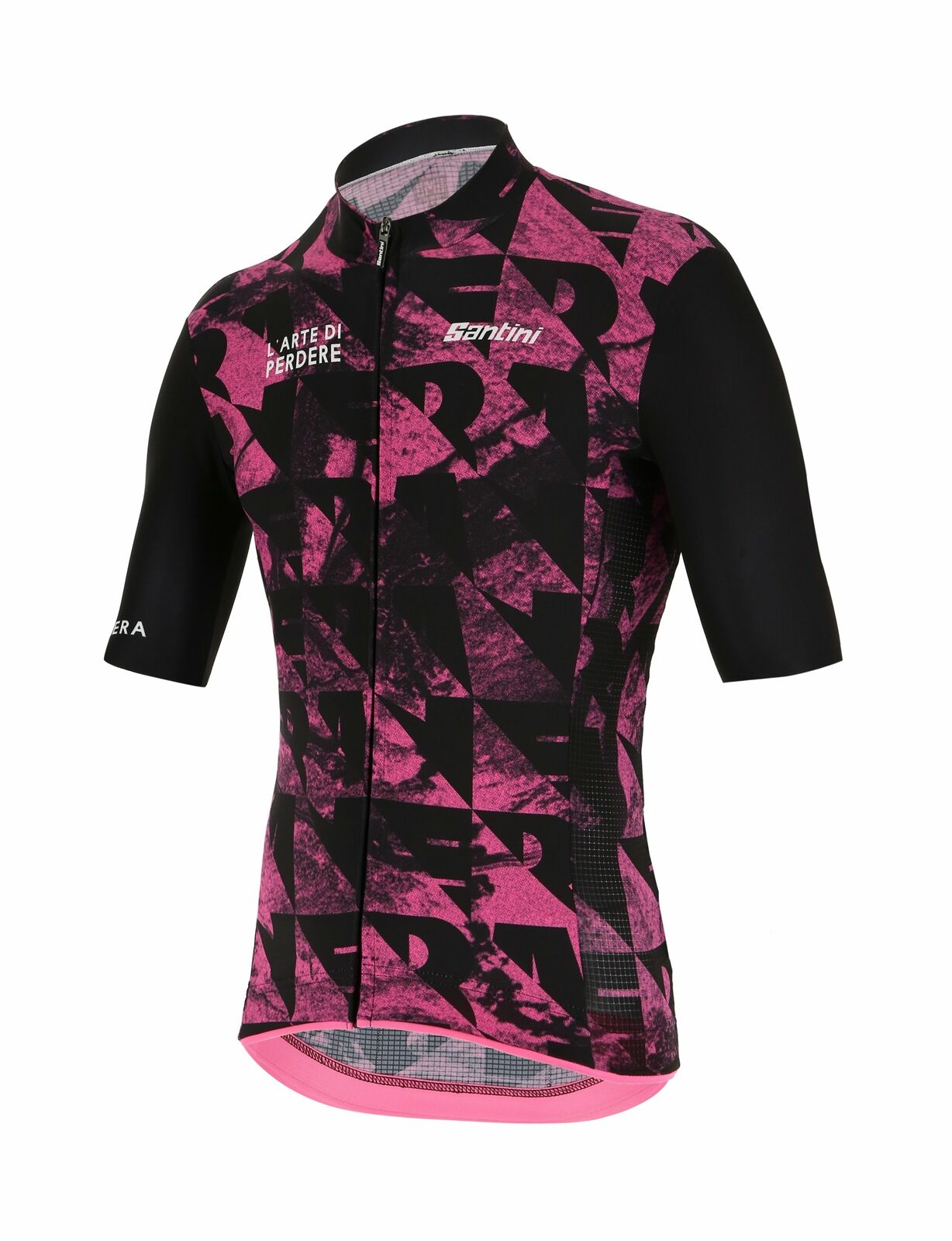 2019 Maglia Nera Cycling Jersey - Made in  by Santini