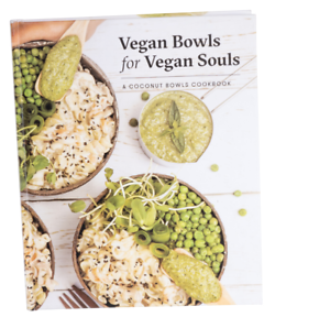 🌱Vegan Bowls For Vegan Souls Cookbook coconut🌱 great gift idea
