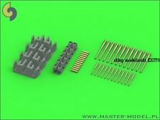 1//350 Master Models Brass Barrels USN Iowa//Montana Class 16//50 Mk 7 Bar 40,6cm