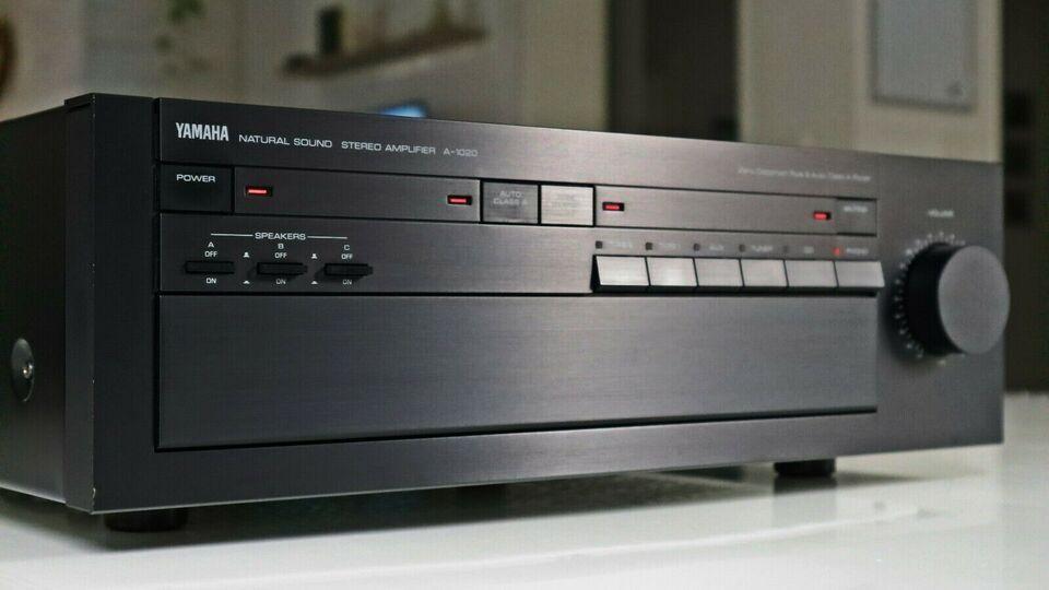 Forstærker, Yamaha, A1020