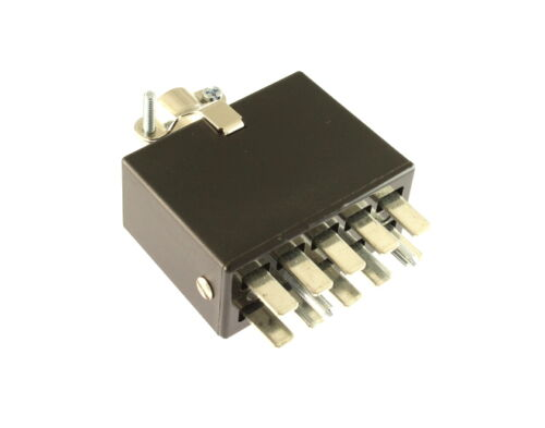 1x Beau Cinch P5410CCT Jones 10 Pin Plug 38541-5410 Connector Cable Clamp Top