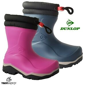 Kinder Winterstiefel Dunlop Kids Blizzard