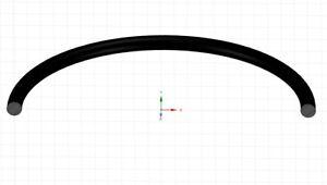 """329 O Ring Seal Buna-N 2/"""" ID X 2 3//8/"""" OD X 3//16/"""" CS O-329 Pack of 10"""