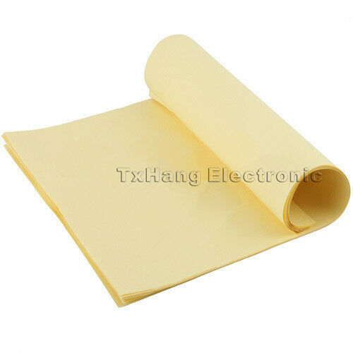 100PCS A4  Sheets Heat Toner Transfer Paper For DIY PCB Electronic Prototype Mak