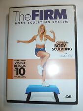 The Firm: Complete Body Sculpting DVD workout fitness toning weight loss NEW!