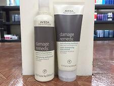 Aveda Damage Remedy Shampoo 8.5oz & Conditioner 6.7fl.oz Duel Set