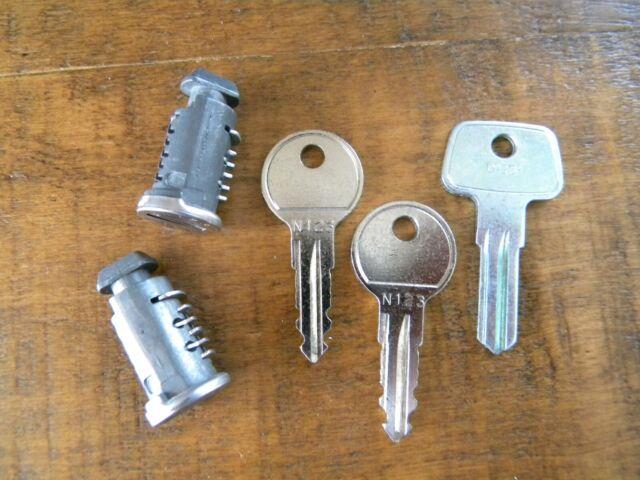 Thule Car Rack Replacement Key Single