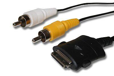 S60 S610 AV KABEL passend für NIKON CoolPix S52 S52c S610c ersetzt EG-CP15