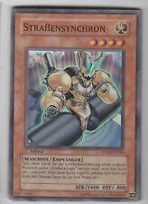 YU-GI-OH Straßensynchron Super Rare 5DS2-DE006