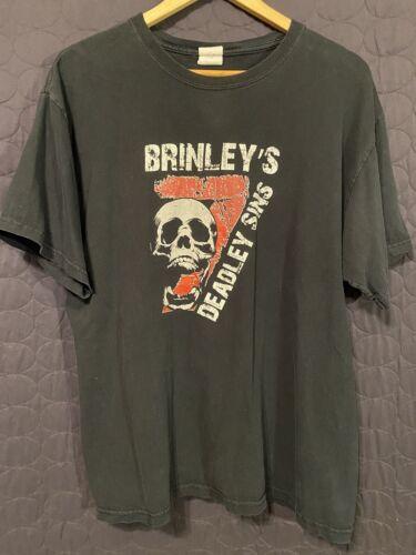 Brinley's 7 Deadly Sins T Shirt
