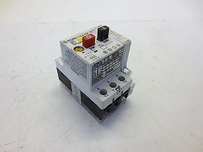 660V MANUAL MOTOR STARTER PKZM 1-1.0-NA MOELLER 1.0A