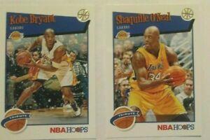 2019-20-Panini-NBA-Hoops-Kobe-Bryant-Shaquille-O-039-Neal-Tribute-Winter-Variant