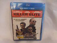 Killer Elite Blu-ray Dvd Set Jason Statham Clive Owen Robert Deniro Brand