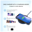 thumbnail 5 - 10W Qi Fast Wireless Charger Charging Pad For iPhone XS Max Xr X 8 11/11 Pro Max
