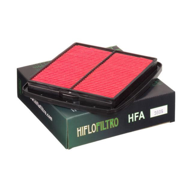 HIFLO Hfa3605 Moto Rechange Premium Moteur Filtre à Air