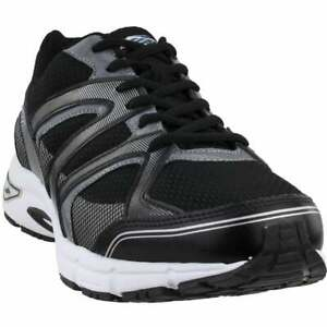 Avia-Execute-II-Casual-Running-Shoes-Black-Mens