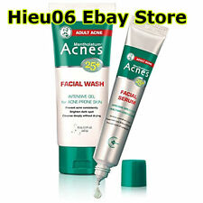Mentholatum Acnes 25+ Facial Serum Medicated Creamy Wash Gel Anti Acne Treatment