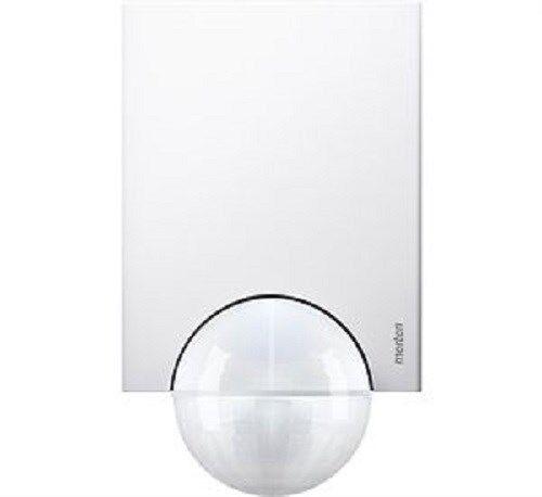 MERTEN Detector de movimiento ARGUS 220° Basic 565219 blanco polar IP55