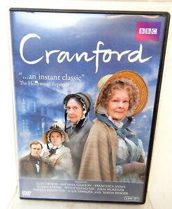 Details about 2B DVD CRANFORD BBC British Period Historical Drama Judi Dench