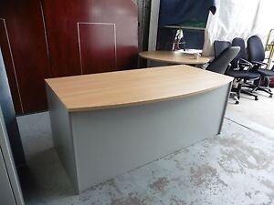 OFFICE-1800MM-BOW-FRONT-DESK-NEW-BRISBANE