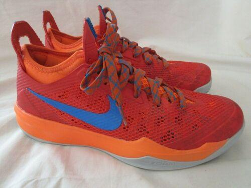 azul tama 7 para hombre Nike 5 Crusader Zapatillas baloncesto naranja Zoom Eur 40 o 5 de deportivas zqW0w7