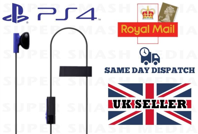 Official Sony Playstation 4 (PS4) Mono