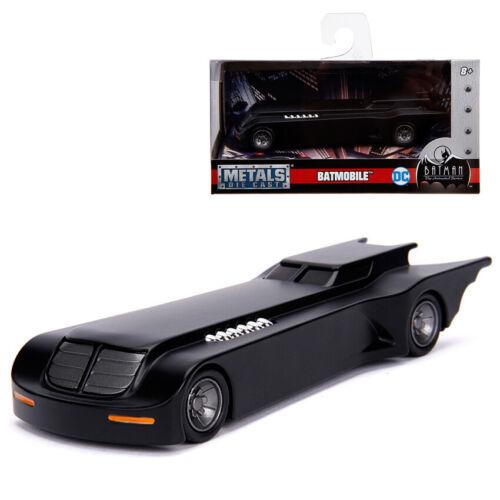Jada 1:32 Die-Cast Batmobile Batman /& The Animated Series Model Collection New