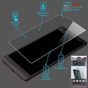 For-LG-V20-ShockProof-9H-Tempered-Glass-Screen-Protector-Guard-Transparent-Clear