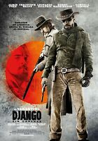 Django Unchained Intl A Double Sided Original Movie Poster 27x40 inches