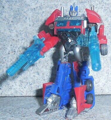 Transformers Prime NIGHTWATCH OPTIMUS PRIME Complete Cyberverse Commander