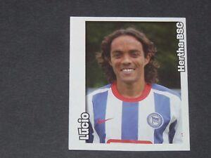 24 Lucio Hertha Berlin Panini Fussball 2008-2009 Bundesliga Football Lfbtkcji-08010752-169577410