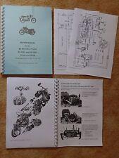 Repair Manual WORKSHOP MANUAL MZ  ES 125 /1 150 /1 TS 125 150 + MM 125/3 150/3