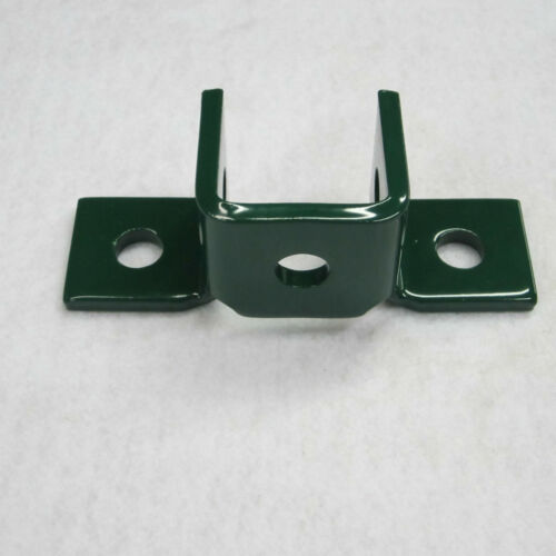 For Unistrut Channel 5 Qty4 Hole Winged Shaped Fitting//Green // P2345 /& B271