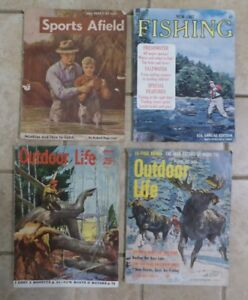 outdoor mags Vintage life