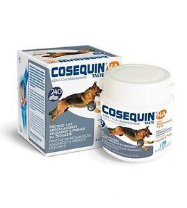 COSEQUIN TASTE HA (240 comprimidos) – CONDROPROTECTO