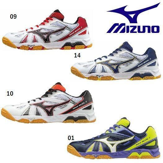 Nuevo Zapatos tenis de Mesa Mizuno Wave Medal 5 81GA1515 Envío Gratuito