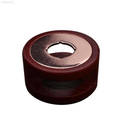 DED0 Schmelzofen Wachssiegelofen Holz Vintage Siegelstempel Wachsdichtsatz Für