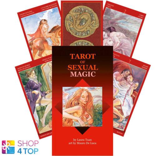 Tarocco di Sessuale Magico Strato Carte Tuan Esoteric Predizione Fortuna