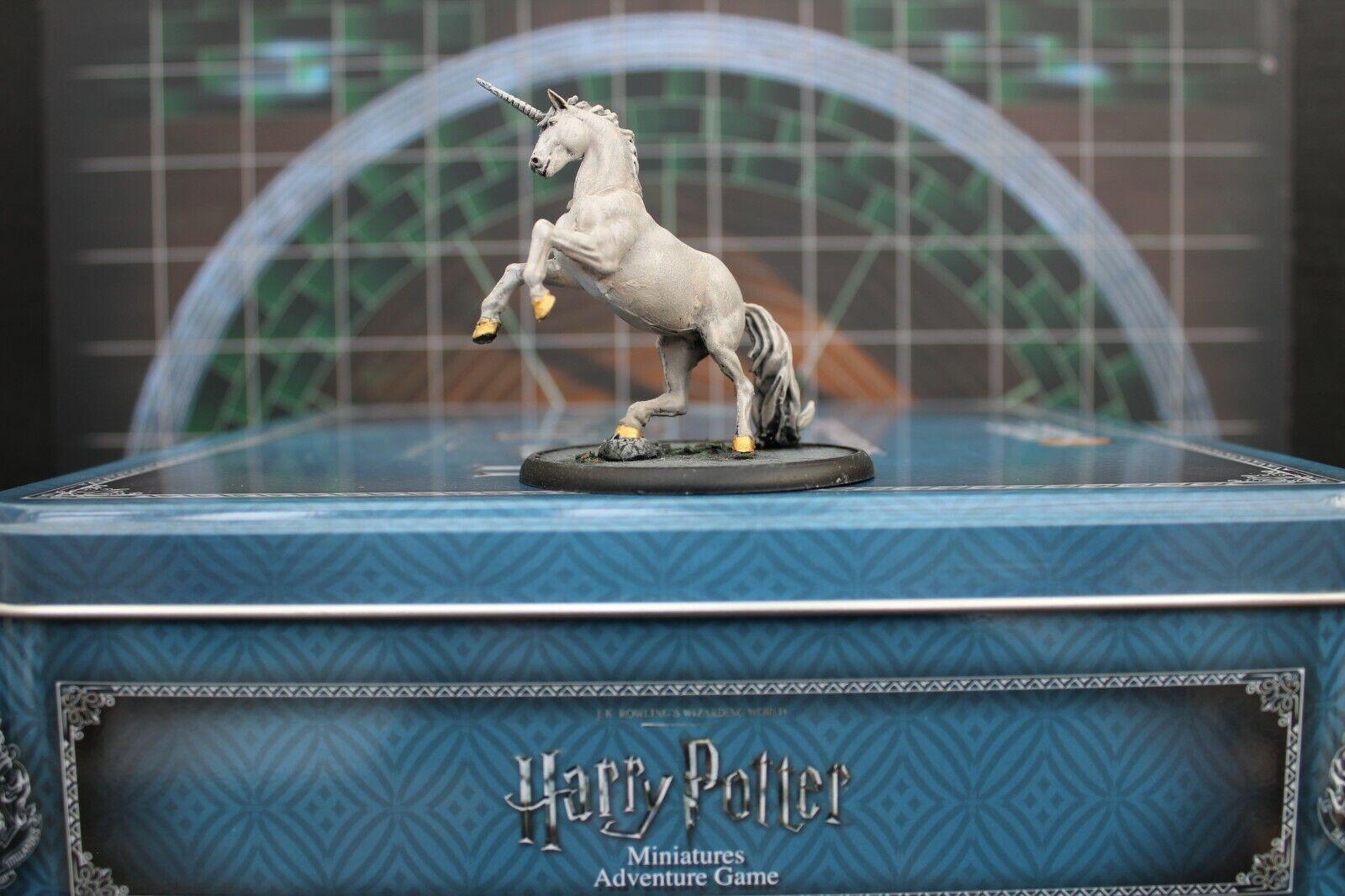 Knight Models-Harry Potter Unicornio Aventura Pack-bien minis pintadas (1)