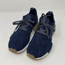 613009422 adidas NMD R1 Legion Ink Trace Blue Gum Size 13 DS Cq0859 for sale ...