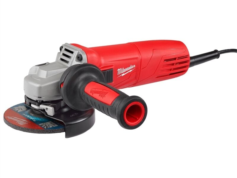 Milwaukee 115mm Angle Grinder 1000 Watt 240 Volt AGV10115