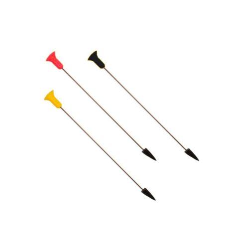 25 .50 Caliber Pro-Length Broadhead Blowgun Darts by Venom Blowguns Made in USA